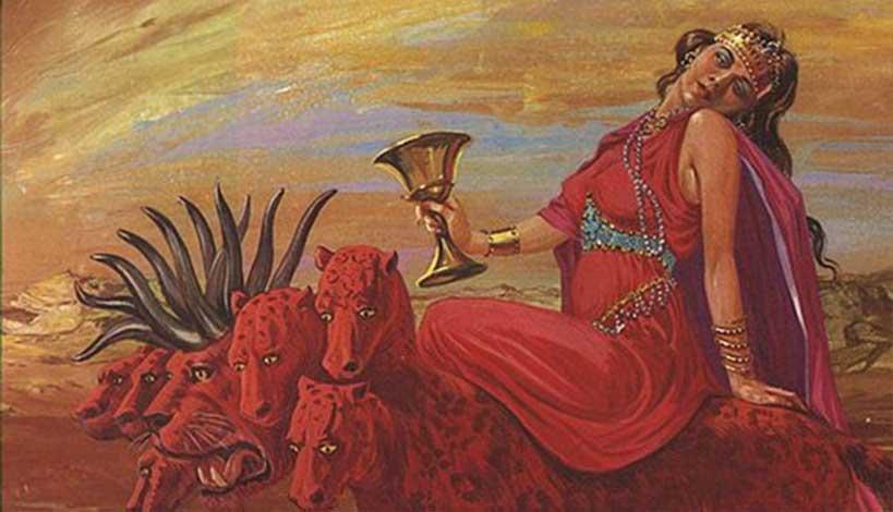 πόρνη Βαβυλώνα