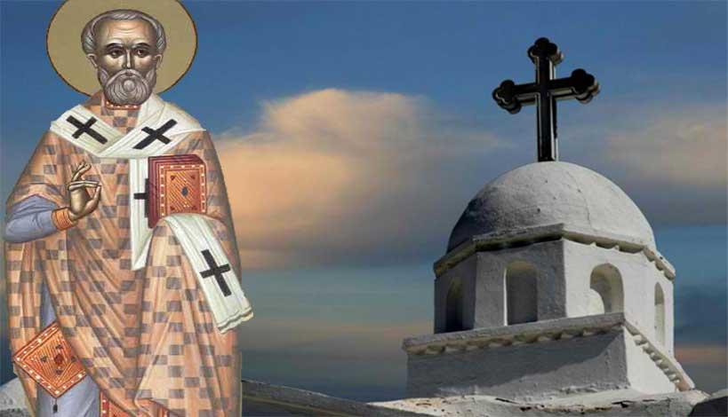 Άγιος Συμεών επίσκοπος Περσίας