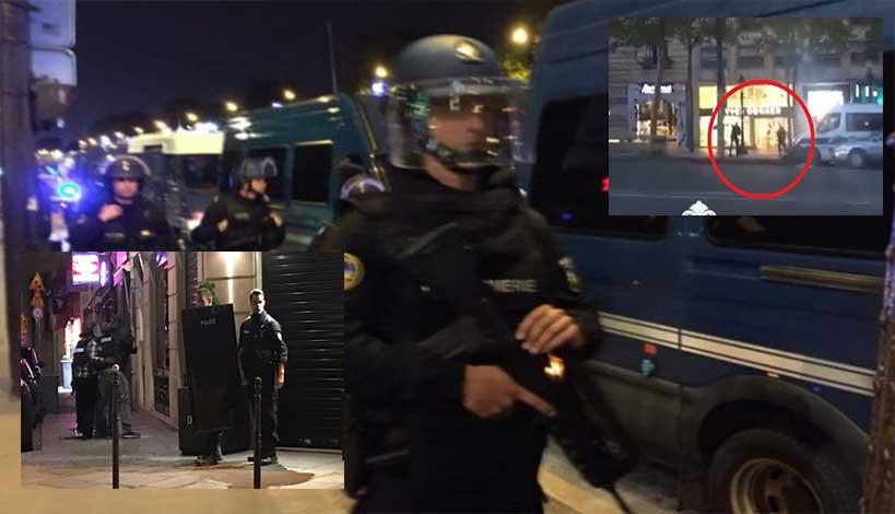 Παρίσι Επίθεση ISIS