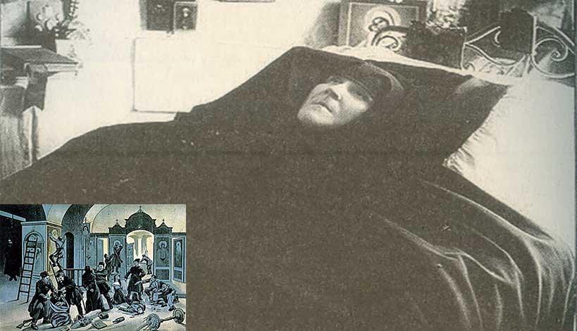Γερόντισσα Μαρία της Γκατσίνα