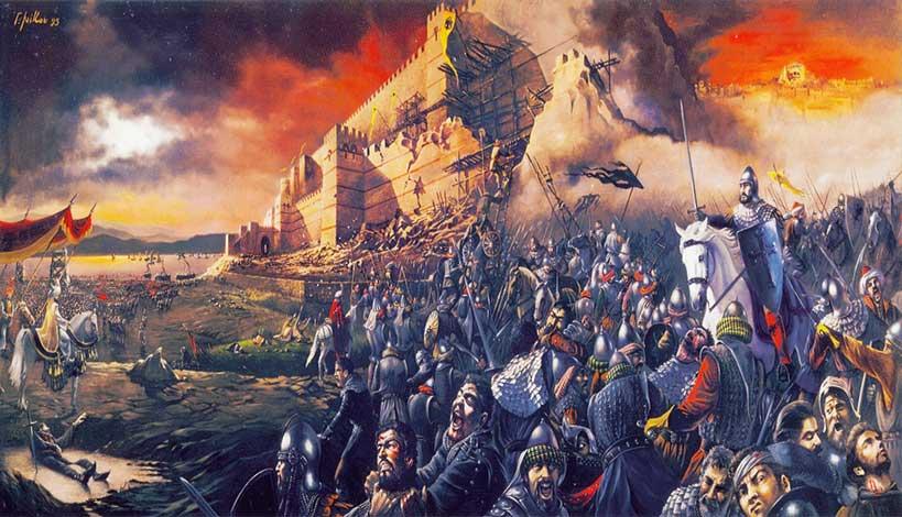 Μητροπολίτης Ναυπάκτου και Αγίου Βλασίου Ιερόθεος : Τα αίτια της πτώσεως της Κωνσταντινουπόλεως, κατά τον Ιωσήφ τον Βρυέννιον