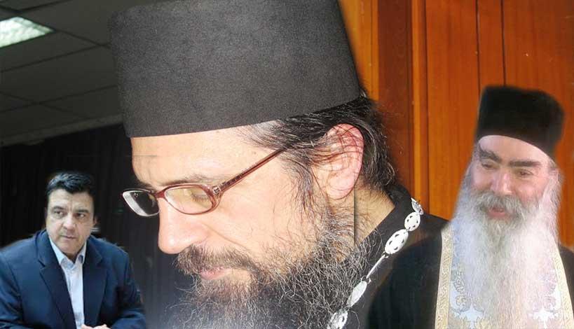 Ο πατήρ Σάββας Αγιορείτης, ο πατήρ Σάββας Αχιλλέως και ο κ.Δημοσθένης Λιακόπουλος
