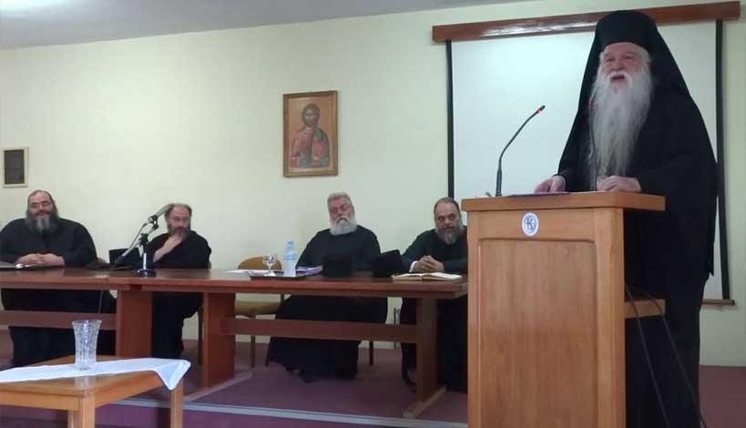 Ψήφισμα Συνάξεως Κληρικών Ι. Μ. Καλαβρύτων: Πανθρησκευτική κατήχηση τα Νέα Προγράμματα του μαθήματος των θρησκευτικών