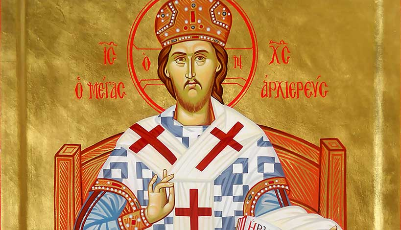 Γέροντας Ιάκωβος Τσαλίκης : «Απέναντι του ήταν ο Μέγας Αρχιερέας καθήμενος επί θρόνου»!!!