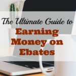 Income Earning Ideas: Earning Extra Money with Ebates