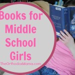 Summer Reading: Books for Middle School Girls