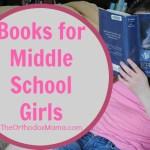 Summer Reading: Books for Middle School Girls