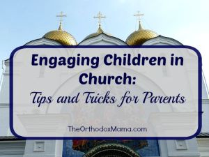 Engaging Children in Church