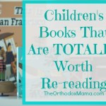 Children's Books That Are Totally Worth Re-reading