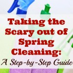 Taking the Scary out of Spring Cleaning: A Step-by-Step Guide