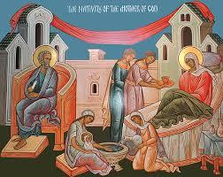 feast of nativity of theotokos