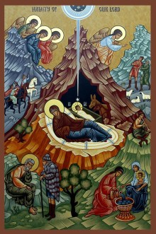 Image result for ICON NATIVITY