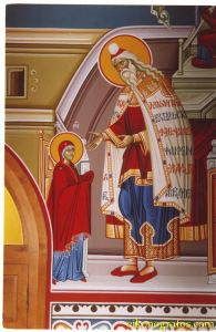 St Martyr Zaccharias icon