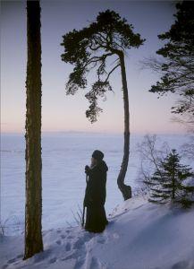 Winter on Svyatoy (Holy) Island by Hieromonk Savvaty (Valaam Monastery)