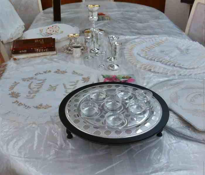 How do Hasidic Jews prepare for Passover