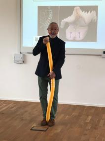 Impression vom RSC Brace Skoliose Intensiv-Seminar im Ortholutions Skoliose-Zentrum, Rosenheim | Impression from the RSC Brace Scoliosis Intensive Seminar at the Ortholutions Scoliosis Center, Rosenheim