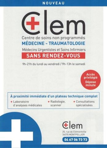 Urgence CLEM