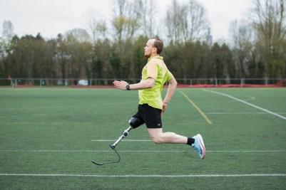 Orthopédie Protechnik-prothèse de sport