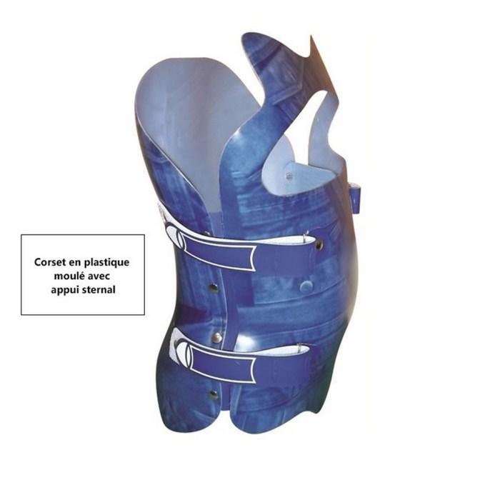 corset plastique moule