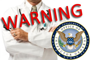 Photo of U.S. Inspector General Issues Fraud Alert on Doctor-Owned Distributors