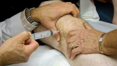 Photo of Injection technique provides pain relief following knee replacement surgery
