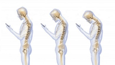 """Photo of Healthier Me: """"Text Neck"""" Can Lead to Serious Spine Damage"""