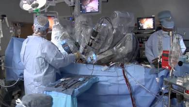Photo of New Crop of Robots to Vie for Space in Operating Room