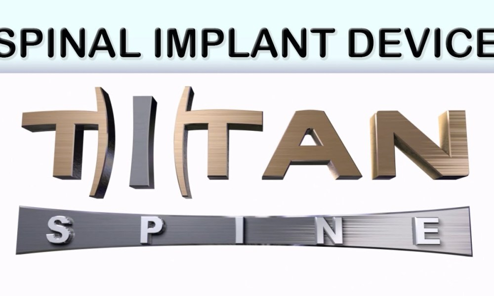 Titan Spine Expands Distribution Agreement With Mba To Offer