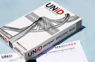 MEDICREA Achieves Personalized Spine Milestone with 1,000 Patient-Specific UNiD™ Rod Procedures