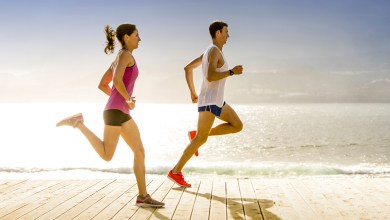 Photo of RUNNING LOWERS INFLAMMATION IN KNEE JOINTS!