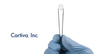 Photo of Cartiva, Inc. Announces Financing Transactions