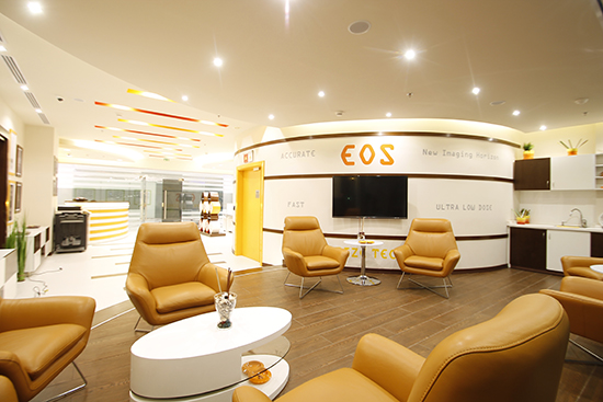 EOS imaging 2016 Revenue Increases 41% to €30.8 million