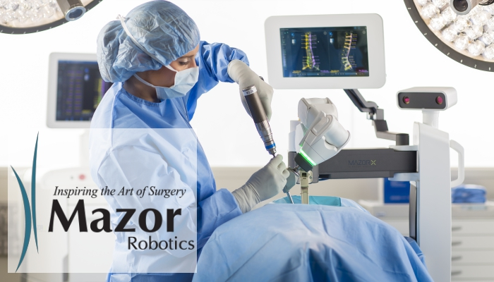 Mazor Robotics to Report Fourth Quarter and Full Year Financial Results on February 16, 2017