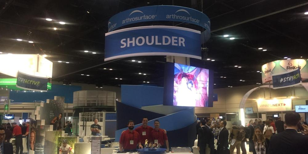 The Arthrosurface OVO™ – A Primary Stemless Total Shoulder System