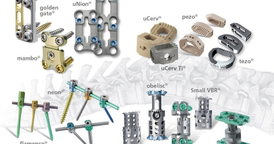 ulrich medical USA® Triples U.S. Spine Business