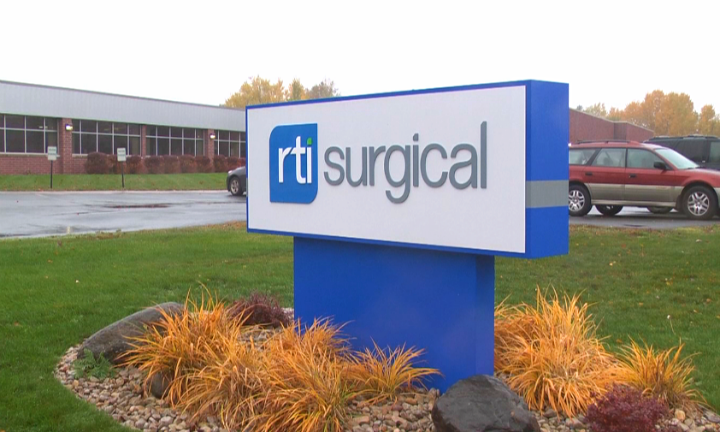 RTI Surgical® Announces 2017 First Quarter Results