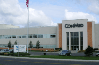 CONMED Corporation Announces First Quarter 2017 Financial Results