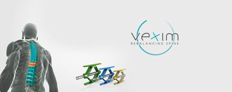 VEXIM: ANVISA Approves SpineJack® Implants in Brazil