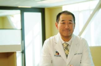 Thomas H. Lee, MD, Installed as AOFAS President