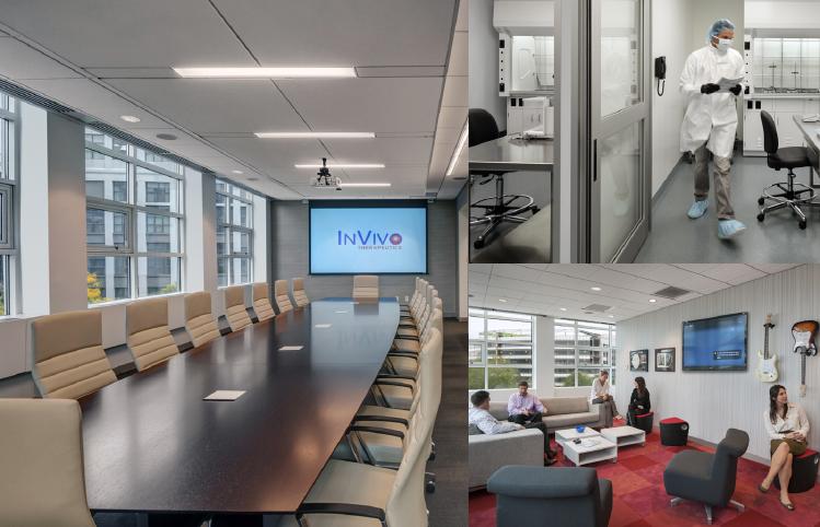 InVivo Therapeutics Announces Exchange of Certain Warrants for Common Stock