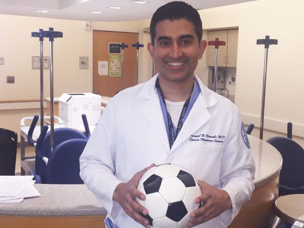 The New York Cosmos Announce Partnership With Hospital for Special Surgery (HSS)