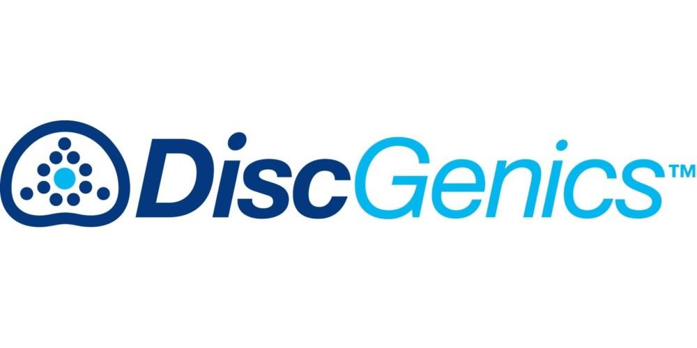 DiscGenics Raises $14 Million in Series B Financing