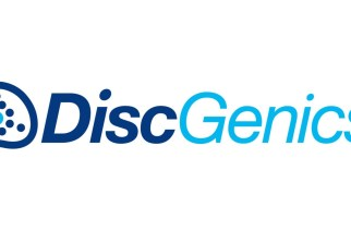 DiscGenics Raises $14 Million in Series B Financing