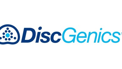Photo of DiscGenics Raises $14 Million in Series B Financing