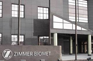 Zimmer Biomet Reports Third Quarter 2017 Financial Results