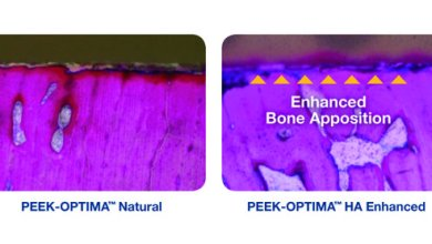 Photo of The biomaterial of next-gen spinal implants