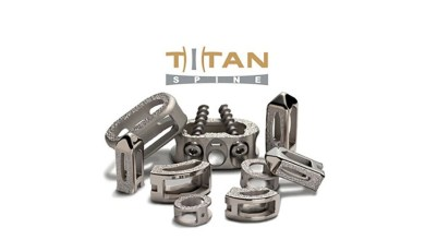 Photo of Titan Spine Announces New Memphis Distribution Center to Meet Growing Demand for nanoLOCK® Spinal Implants