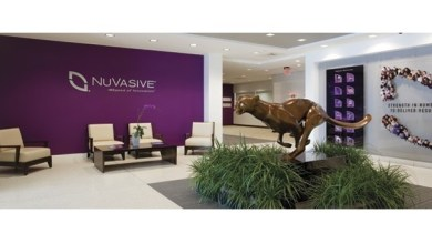 Photo of NuVasive Names J. Christopher Barry To Succeed Gregory T. Lucier As Chief Executive Officer; Lucier To Remain Chairman Of The Board