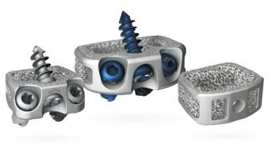 Photo of Centinel Spine Announces Initial Cases with FLX™ Platform of 3D Printed All-Titanium Interbodies