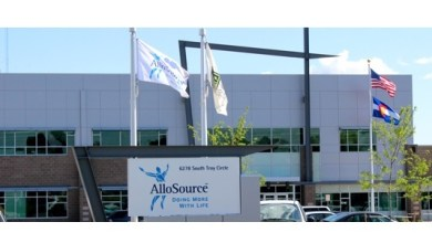 Photo of AlloSource Granted Patent For Proprietary Laser Cutting Enclosure